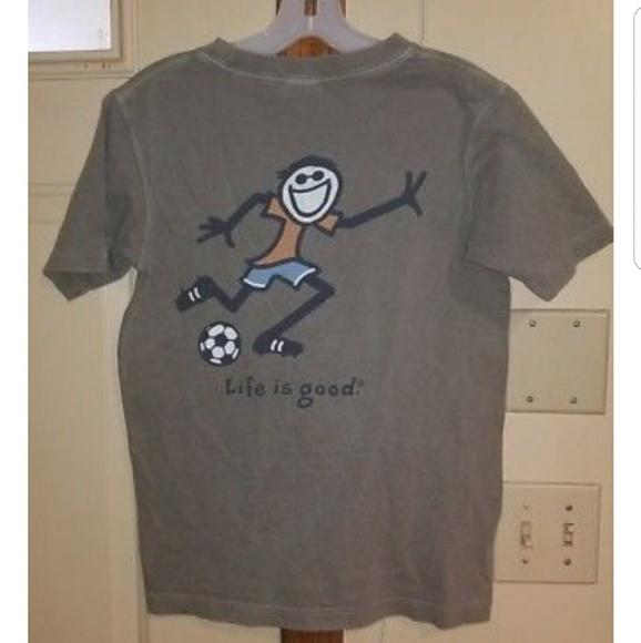 3604b32c1bc Life Is Good Shirts   Tops
